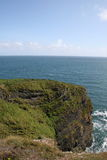 Cliffs, cork county, ireland. This is view from the top of cliffs, great sunny weather Stock Photo