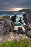 Cliffs in Crookhaven County Cork Royalty Free Stock Photography