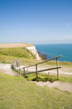 Cliffs of Dover Royalty Free Stock Photos
