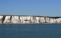 Cliffs of dover Royalty Free Stock Images