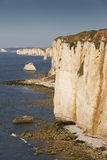 Cliffs in Etretat Royalty Free Stock Image