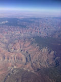 The Cliffs of the Grand Canyon Royalty Free Stock Photos