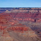 The Cliffs of the Grand Canyon Stock Photo