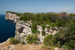 Cliffs Grpascak Stock Image