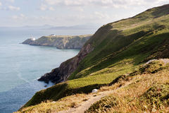 Cliffs In Howth Stock Photos