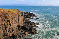 Cliffs in Ireland. Stock Photography