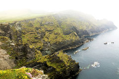 Cliffs of Kerry, Ireland Stock Photo