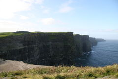 Cliffs of mhoer Royalty Free Stock Image