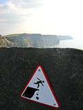 Cliffs of Moher 06 royalty free stock image