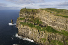 Cliffs of Moher Royalty Free Stock Image