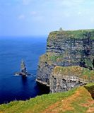 Cliffs of Moher Royalty Free Stock Images