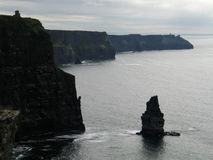 Cliffs Of Moher. The Cliffs of Moher, Co. Clare, Ireland royalty free stock image