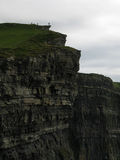 The Cliffs of Moher. Co. Clare, Ireland royalty free stock photography