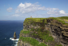 Cliffs of Moher Royalty Free Stock Photography