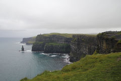 Cliffs of moher in Clare co., Ireland Stock Photography