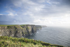 Cliffs of Moher, Clare Coast Stock Image