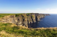 The Cliffs of Moher. County Clare, Ireland Stock Photo
