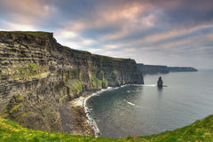 Cliffs of Moher in Co. Clare Stock Images