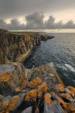 The Cliffs Of Moher Co. Clare Ireland Royalty Free Stock Image