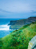 Cliffs of Moher in Co. Clare Ireland Europe. Stock Photography