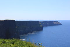 Cliffs of Moher, Co Clare Stock Image
