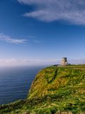 Cliffs of Moher in County Clare Royalty Free Stock Image