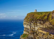 Cliffs of Moher in County Clare Stock Image
