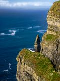 Cliffs of Moher in County Clare Royalty Free Stock Photo