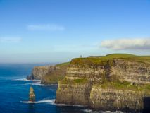 Cliffs of Moher in County Clare Stock Images