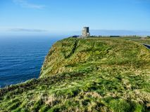 Cliffs of Moher in County Clare Royalty Free Stock Photography