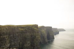 Cliffs of Moher in County Clare. Royalty Free Stock Image