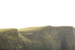 Cliffs of Moher in County Clare. Stock Image