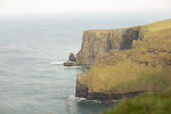 Cliffs of Moher in County Clare. Royalty Free Stock Images