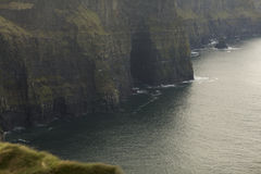 Cliffs of Moher in County Clare. Stock Photography