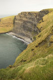 Cliffs of Moher in County Clare. Royalty Free Stock Photo