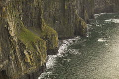 Cliffs of Moher in County Clare. Stock Images