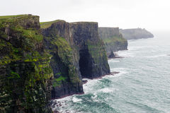 Cliffs of Moher. County Clare, ireland Stock Photos
