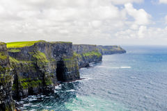Cliffs of Moher, County Clare, Ireland Stock Photo