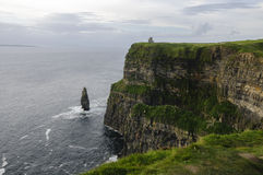 Cliffs of Moher, County Clare, Ireland, Europe royalty free stock photos