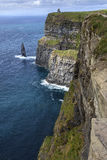 Cliffs of Moher - County Clare - Ireland Stock Photos