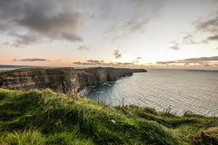Cliffs of Moher Stock Photography