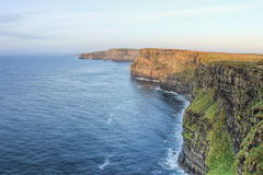 Cliffs of Moher in Ireland. Royalty Free Stock Photos