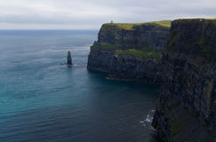 Cliffs of  Moher, Ireland Stock Photography