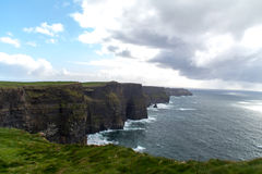 Cliffs of Moher. In Ireland Stock Photo