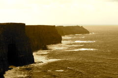 The Cliffs Of Moher Ireland Stock Photography