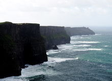 The Cliffs Of Moher Ireland Royalty Free Stock Photo