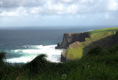 The Cliffs Of Moher Ireland Royalty Free Stock Images