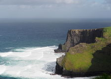 The Cliffs Of Moher Ireland Stock Photo