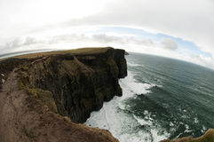 Cliffs of Moher, Ireland Royalty Free Stock Image