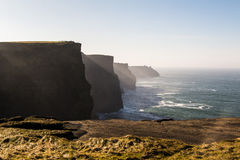 Cliffs of Moher - Ireland Royalty Free Stock Photos